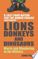 Lions, Donkeys and Dinosaurs