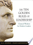 The Ten Golden Rules of Leadership