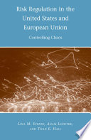 Risk Regulation In The United States And European Union book
