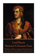 Lord Byron   Manfred