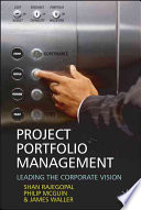 Project Portfolio Management : projects that need to be managed effectively and...