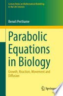 Parabolic Equations in Biology
