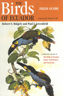 The Birds of Ecuador  Field guide