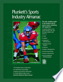Plunkett s Sports Industry Almanac 2009
