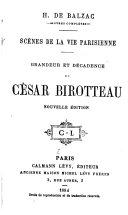 Grandeur et décadence de César Berotteau