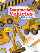 Construction Vehicles Dot to Dot