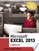 Microsoft Excel 2013  Complete