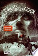 Percy Jackson   Die letzte G  ttin  Percy Jackson 5