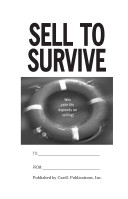 Sell To Survive