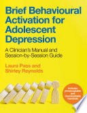 Brief Behavioural Activation For Adolescent Depression