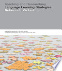 Teaching   Researching  Language Learning Strategies