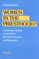 Women in the Priesthood