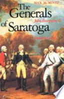 The Generals of Saratoga