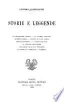 Storie e leggende