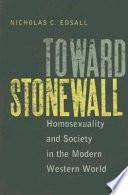 Toward Stonewall Book PDF
