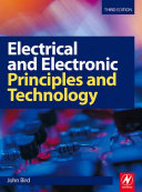 Electrical and Electronic Principles and Technology, 3rd Ed, John Bird, 2007
