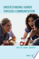 Understanding Humor through Communication