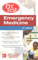 Emergency Medicine PreTest Self Assessment and Review  Fourth Edition