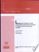 Legislación laboral en seis países latinoamericanos