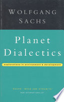 Ebook Planet Dialectics Epub Wolfgang Sachs Apps Read Mobile