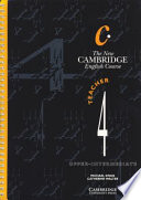 The New Cambridge English Course 4 Teacher s Book