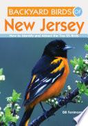 Backyard Birds of New Jersey
