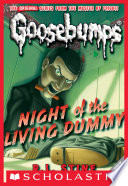 Night of the Living Dummy  Classic Goosebumps  1