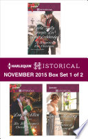 Harlequin Historical November 2015   Box Set 1 of 2