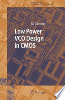 Top Low Power VCO Design in CMOS