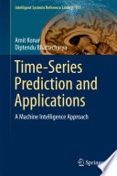 Time Series Prediction and Applications