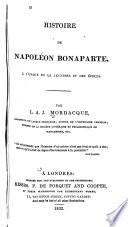 Histoire de Napole  n Bonaparte