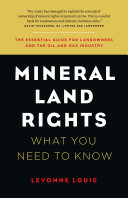 Mineral Land Rights
