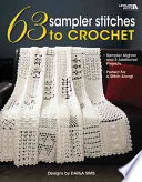 63 Sampler Stitches To Crochet : sims is your key to...