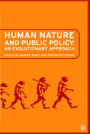 Human Nature and Public Policy