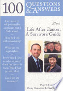 100 Questions & Answers About Life After Cancer : states and the number is growing...