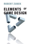 Elements of Game Design Book