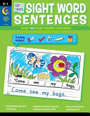 Cut   Paste Sight Words Sentences