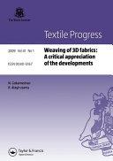 Weaving of 3D Fabrics
