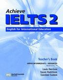 Achieve IELTS  Class audio CD  3 CDs