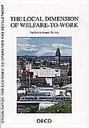 The Local Dimension of Welfare-to-Work An International Survey
