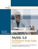 Mysql 5 Certification Study Guide