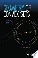 Geometry of Convex Sets