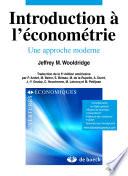 Introduction    l   conom  trie
