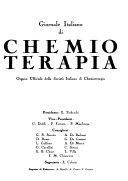 Giornale italiano di chemioterapia