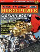 How to Build Horsepower  Volume 2