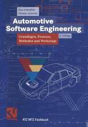 Automotive-Software-Engineering
