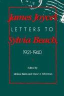 James Joyce s Letters to Sylvia Beach  1921 1940 Book PDF