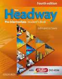 New Headway  Pre Intermediate Fourth Edition  Student s Book and iTutor Pack