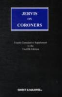 Jervis on Coroners