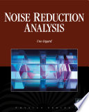 Noise Reduction Analysis This Book Is A Comprehensive